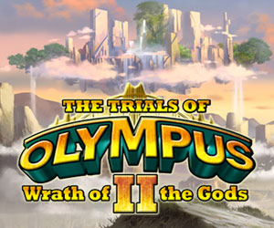The Trials of Olympus II - Wrath of the Gods