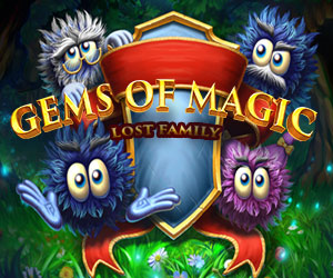 Gems of Magic - Lost Family