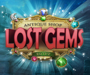 Antique Shop - Lost Gems Egypt