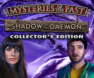 Mysteries of the Past - Shadow of the Daemon Collector's Edition