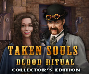 Taken Souls - Blood Ritual Collector's Edition