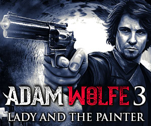 Adam Wolfe – Lady and The Painter