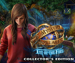 Mystery Tales - Eye of the Fire Collector's Edition
