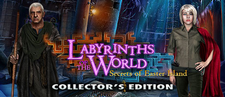 Labyrinths of the World - Secrets of Easter Island Collector's Edition