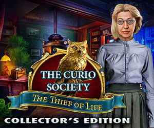 The Curio Society - The Thief of Life Collector's Edition
