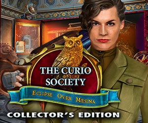 The Curio Society - Eclipse over Mesina Collector's Edition