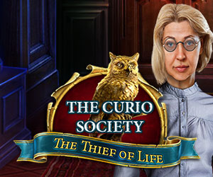 The Curio Society - The Thief of Life