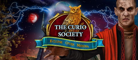 The Curio Society - Eclipse over Mesina