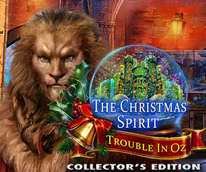 The Christmas Spirit 1 - Trouble in Oz Collector's Edition