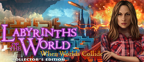 Labyrinths of the World - When Worlds Collide Collector's Edition