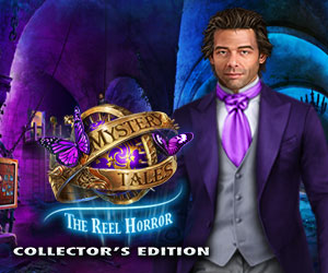Mystery Tales - The Reel Horror Collector's Edition