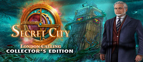 Secret City - London Calling Collector's Edition
