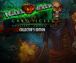Halloween Chronicles - Monsters Among Us Collector's Edition