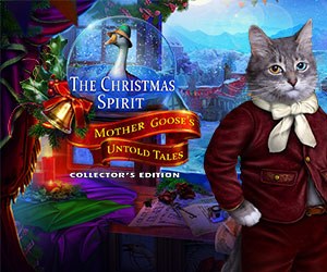 The Christmas Spirit 2 - Mother Goose's Untold Tales Collector's Edition