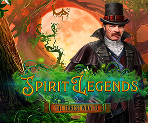 Spirit Legends - The Forest Wraith