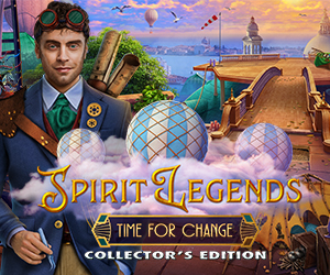 Spirit Legends 3 - Time for Change Collector's Edition