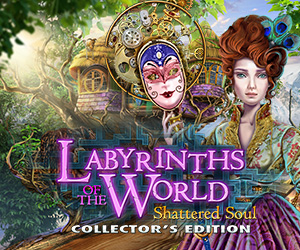 Labyrinths of the World - Shattered Souls Collector's Edition