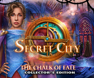 Secret City 4 - Chalk of Fate Collector's Edition