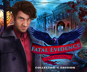 Fatal Evidence - The Missing Collector's Edition