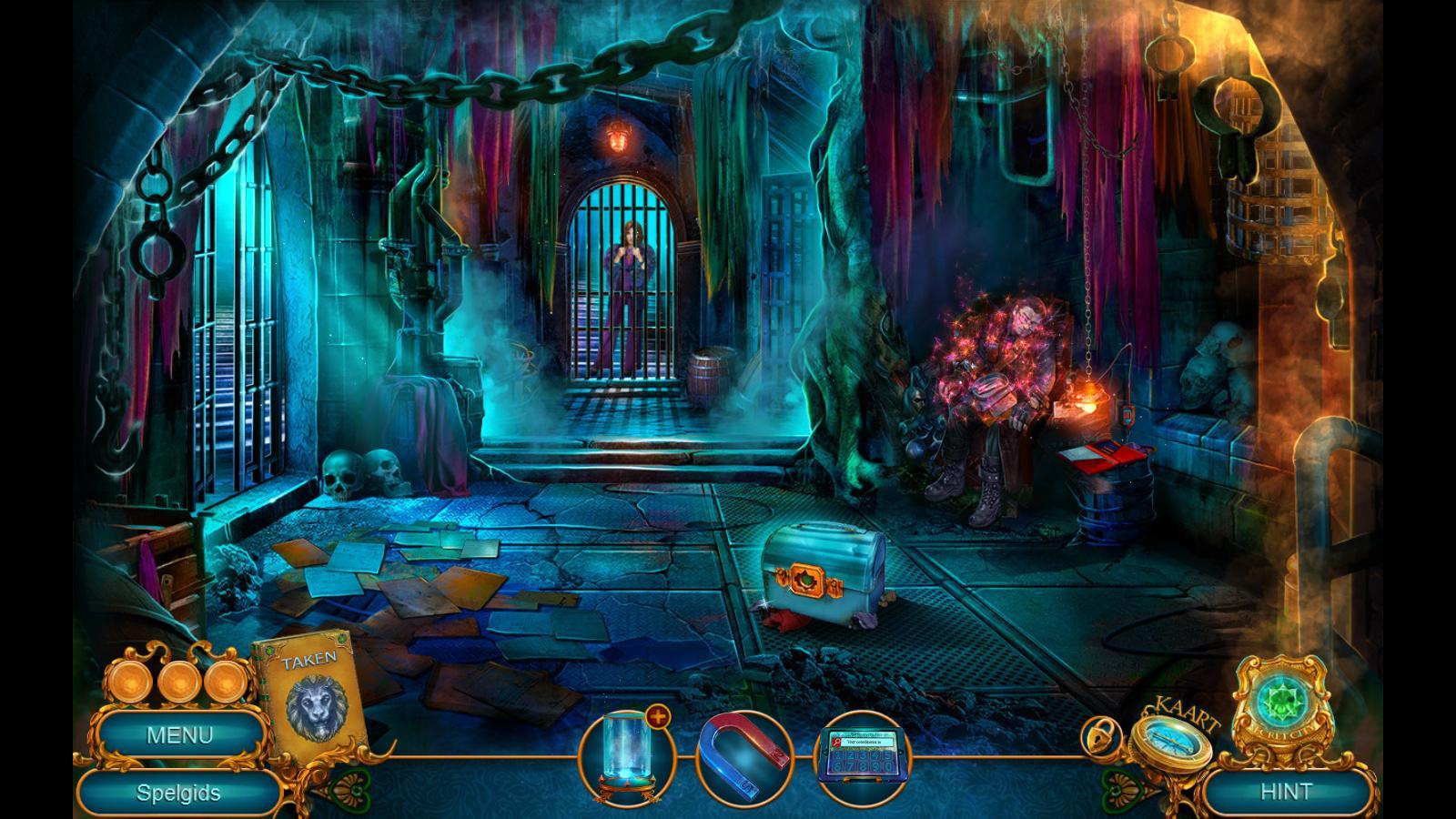 Secret City - The Human Threat - Speel leuke spelletjes