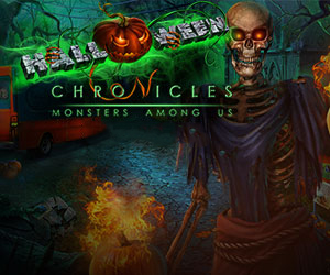 Halloween Chronicles - Monsters Among Us