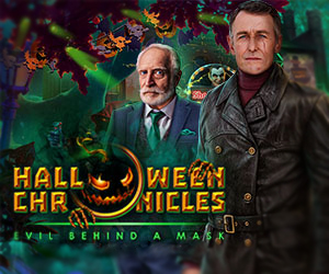 Halloween Chronicles - Evil Behind A Mask