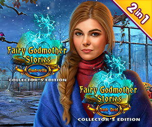 Fairy Godmother Stories Collector's Edition (2-in-1)