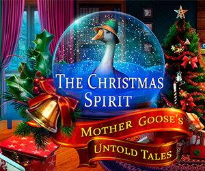 The Christmas Spirit 2 - Mother Gooses Untold Tales
