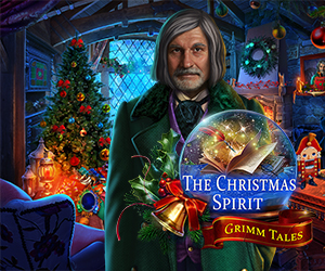The Christmas Spirit 3 - Grimm Tales