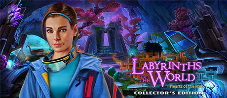 Labyrinths of the World - Hearts of the Planet Collector's Edition