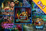 Hidden Object Bundel 5