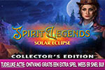 Spirit Legends 2 - Solar Eclipse Collector's Edition + Extra Spel
