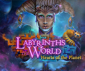 Labyrinths of the World - Hearts of the Planet