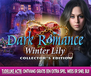 Dark Romance - Winter Lily Collector's Edition + Extra Spel