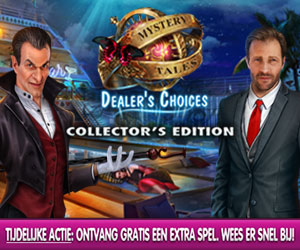 Mystery Tales - Dealer's Choices Collector's Edition + Extra Spel