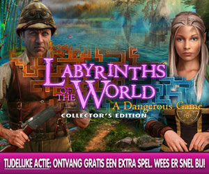 Labyrinths of the World – A Dangerous Game Collector's Edition + Extra Spel