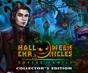 Halloween Chronicles 3 - Cursed Family Collector's Edition