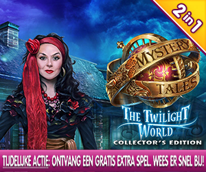 Mystery Tales – Twilight World Collector's Edition + Extra Spel