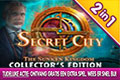 Secret City 2 - The Sunken Kingdom Collector's Edition + Extra Spel