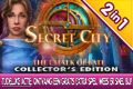 Secret City 4 - Chalk of Fate Collector's Edition + Extra Spel