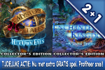2+1: Mystery Tales: Her Own Eyes CE + Enchanted Kingdom: A Dark Seed CE + Extra spel
