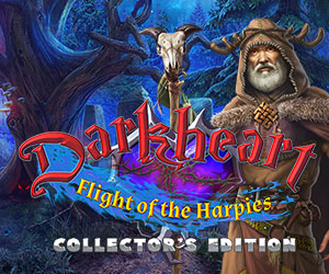 Darkheart - Flight of the Harpies Collector's Edition