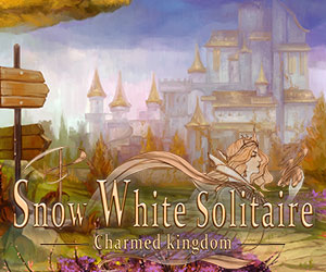 Snow White Solitaire - Charmed Kingdom