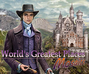 World's Greatest Places Mosaics