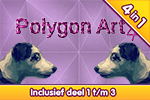 Polygon Art 4 (incl. deel 1-2-3)