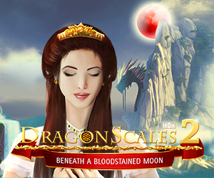 DragonScales 2 - Beneath a Bloodstained Moon