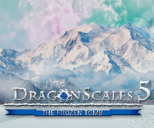 DragonScales 5 - The Frozen Tomb