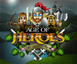 Age of Heroes - The Beginning